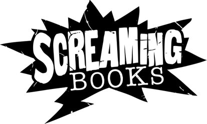 SCREAMING BOOKS